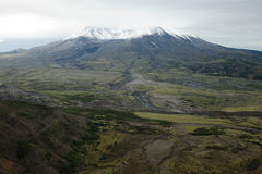 Mountain st. helens royalty free stock photo