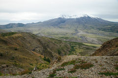 Mountain st. helens landscape Royalty Free Stock Photography
