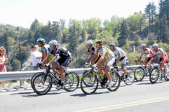 Mountain Stage Tour of California Stock Images