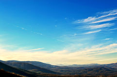 Mountain Stara planina royalty free stock images