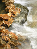 Mountain stream Royalty Free Stock Photos