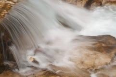 A mountain stream Royalty Free Stock Photos