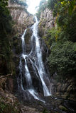 Mountain stream. China、yongtai、genting、mountain Royalty Free Stock Photo