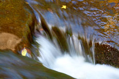 Mountain stream. Royalty Free Stock Image