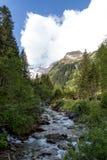 A mountain stream Stock Image