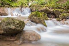 Mountain stream. At Mixnitz in Styria, Austria Stock Photo