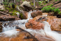Mountain Stream Stock Image