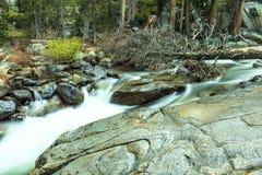 Mountain Stream Yosemite Stock Photos