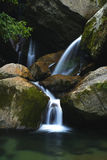 Mountain streams Stock Images
