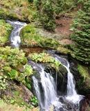 Mountain streams, landscape Jeseniky, Czech Republic, Europe Stock Photo
