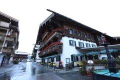 Ellmau, Tirol, Austrian resort royalty free stock photos