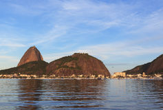Mountain Sugarloaf and district Urca, Rio de Janeiro Stock Photo