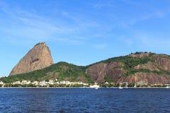 Mountain Sugarloaf, Rio de Janeiro, Brazil Royalty Free Stock Photography