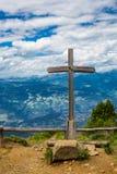 Mountain summit Stock Photography