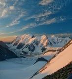 Mountain sunrise Royalty Free Stock Photography