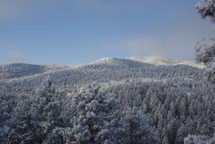 Mountain Sunrise 4 Royalty Free Stock Photo