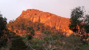 Mountain sunrise Royalty Free Stock Images