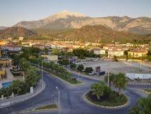 Mountain Tahtali, Çamyuva near Kemer in Turkey Stock Photography
