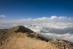 Mountain Tahtali. View from mountain Tahtali (2260 m Stock Photography