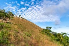 Mountain Tapyas at Coron Town, Palawan royalty free stock photography