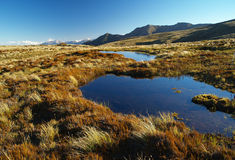 Mountain tarns Stock Photos