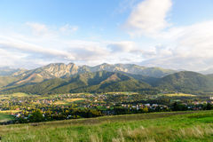 Mountain Tatry. In Poland - landscape stock photos