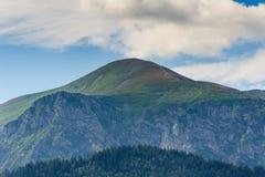 Mountain Tatry in Poland. Landscape stock photo