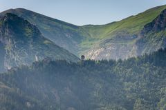 Mountain Tatry in Poland. Landscape stock photography
