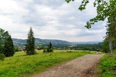 Mountain Tatry in Poland Royalty Free Stock Photos