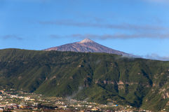 Mountain Teide Royalty Free Stock Images