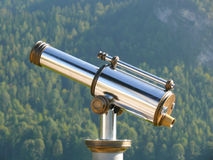 Mountain Telescope II Royalty Free Stock Images
