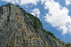 Mountain temple Royalty Free Stock Photo