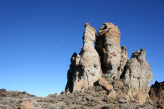 Mountain on Tenerife Stock Photography