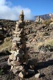 Mountain on Tenerife Stock Images