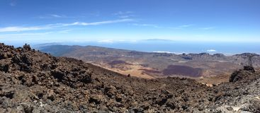 Mountain Tenerife Royalty Free Stock Image