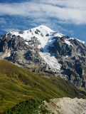 Mountain ''Tetnuld'' in Caucasus Royalty Free Stock Photos