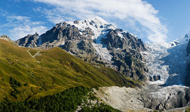 Mountain ''Tetnuld'' in Caucasus Royalty Free Stock Images