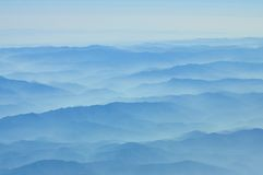 Mountain texture Stock Photography