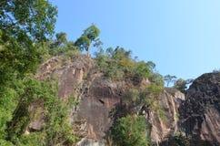 Mountain in thailand. Mountain at chatrakarn phitsanulok.Thailand Stock Photography
