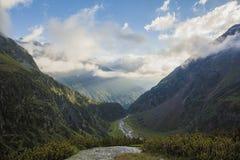 Mountain of Tirol, Austria, summer Royalty Free Stock Images