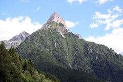 Mountain Top Royalty Free Stock Image