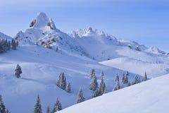Mountain top Royalty Free Stock Photo