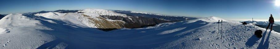 mountain top Zdjęcia Royalty Free