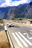 Mountain Top Airport. Stock Image