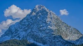 Mountain Top Dolomites Royalty Free Stock Image