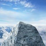 Mountain top Stock Image