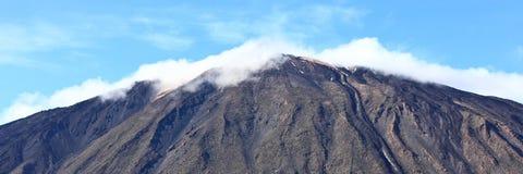 Mountain top panorama Royalty Free Stock Photos