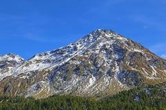 Mountain top Stock Photography