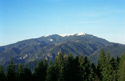 Free Mountain Top View 2 Royalty Free Stock Photography - 767997