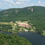 Mountain Top View Stock Image